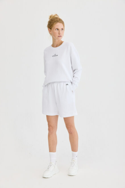 CPH Shorts 1 org. cotton white - alternative