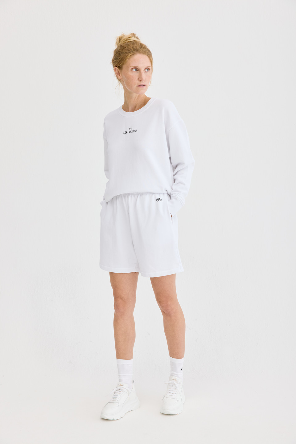 CPH Shorts 1 org. cotton white - alternative 1