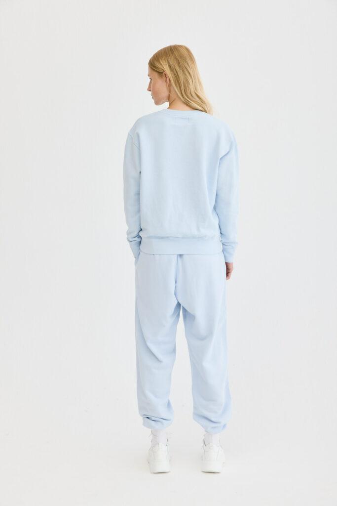 CPH Sweat 4 org. cotton light blue - alternative 1