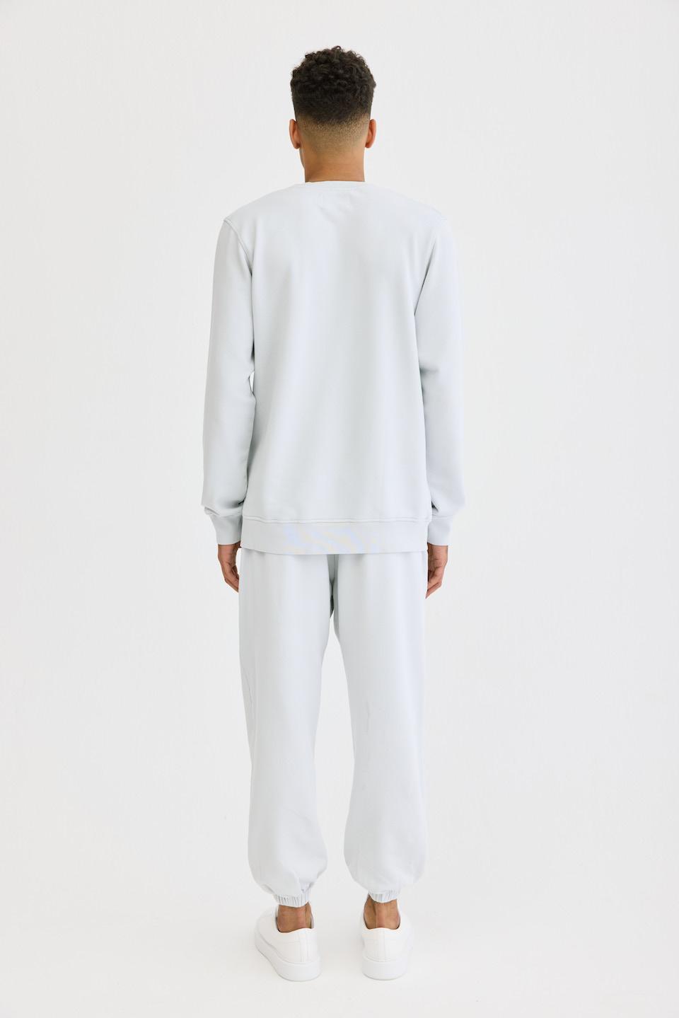 CPH Sweat 4M org. cotton light grey - alternative 1