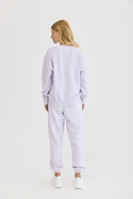 CPH Sweat 5 org. cotton lavender - alternative