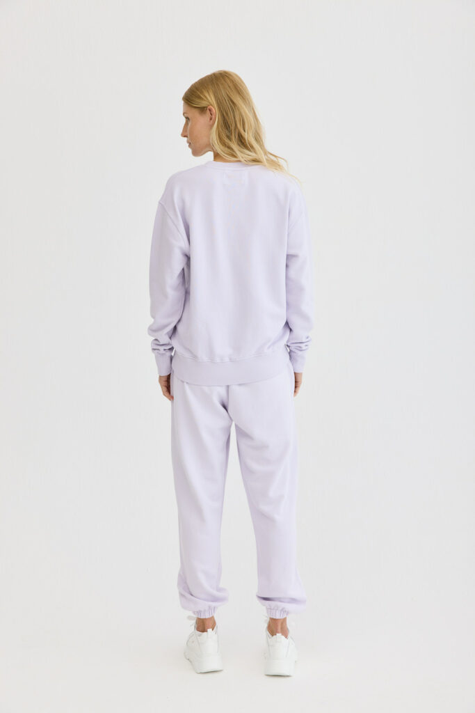 CPH Sweat 5 org. cotton lavender - alternative 1