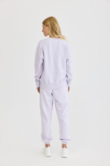 CPH Sweat 4 org. cotton lavender - alternative
