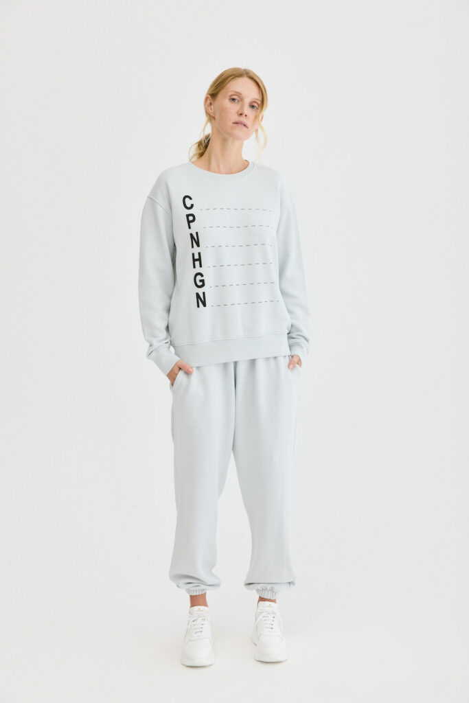 CPH Sweat 4 org. cotton light grey