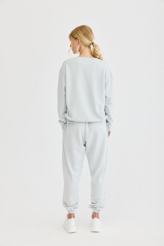 CPH Sweat 5 org. cotton light grey - alternative 1