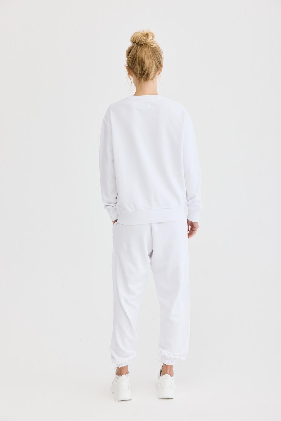 CPH Sweat 5 org. cotton white - alternative 1