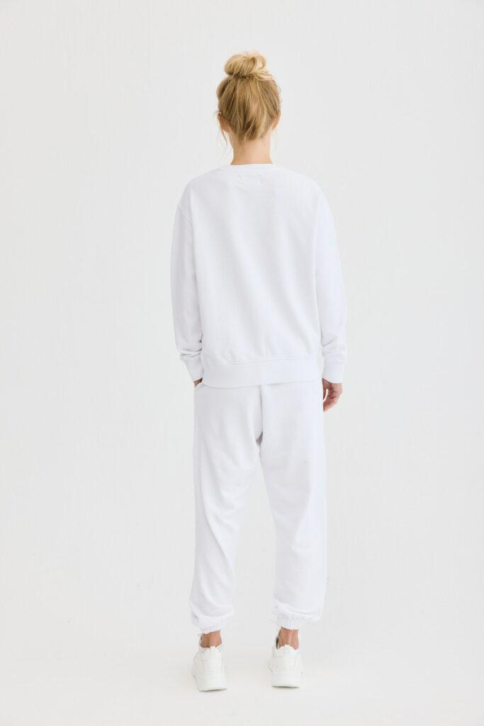 CPH Sweat 4 org. cotton white - alternative 1