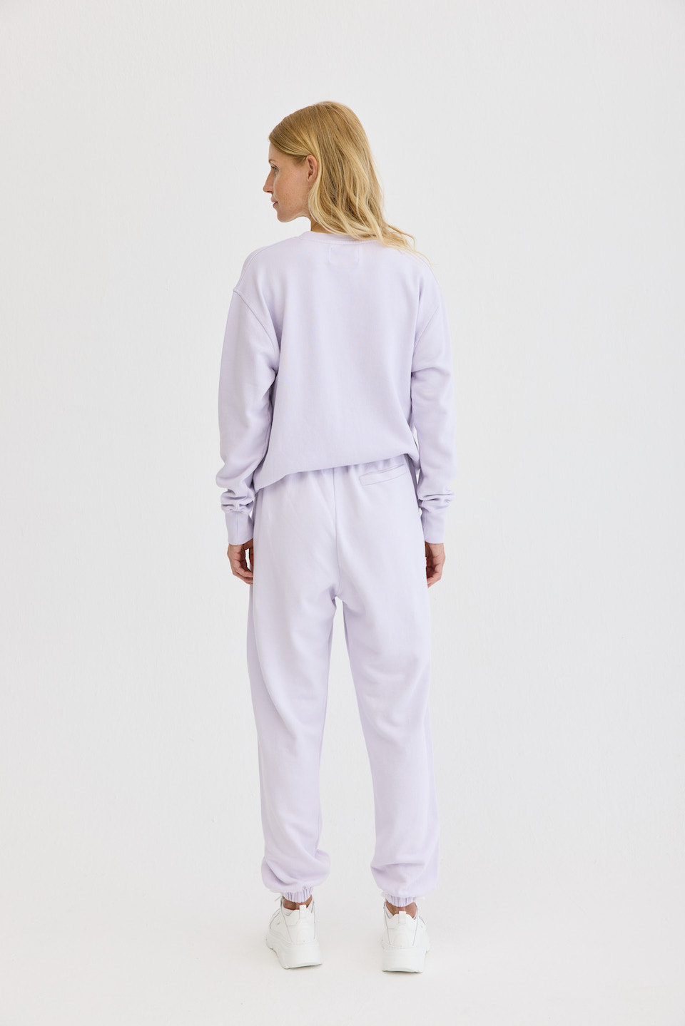 CPH Sweatpants 1 org. cotton lavender - alternative 1