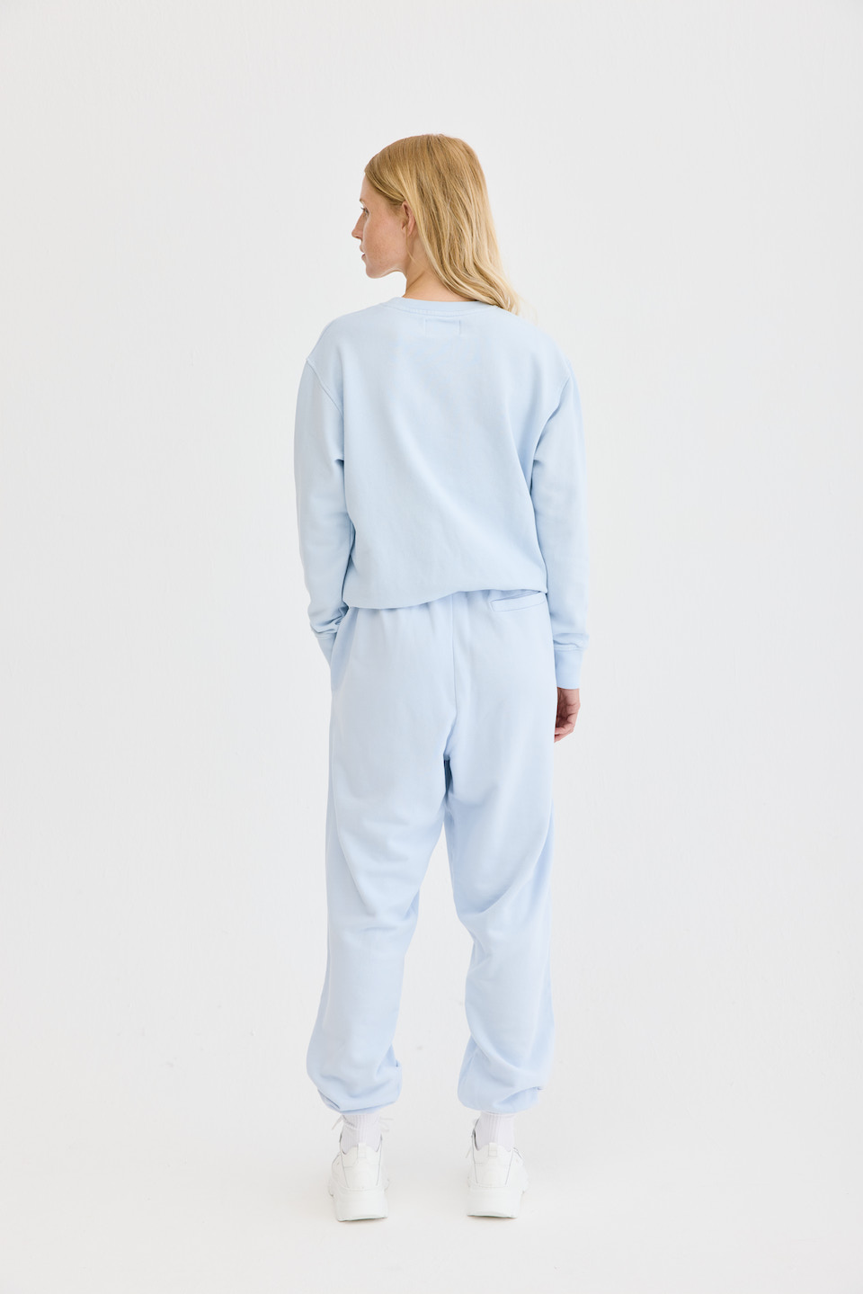 CPH Sweatpants 1 org. cotton light blue - alternative 2