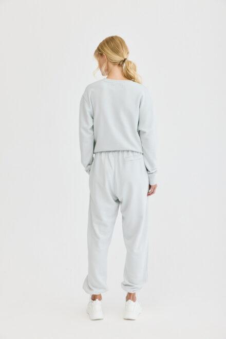 CPH Sweatpants 1 org. cotton light grey - alternative