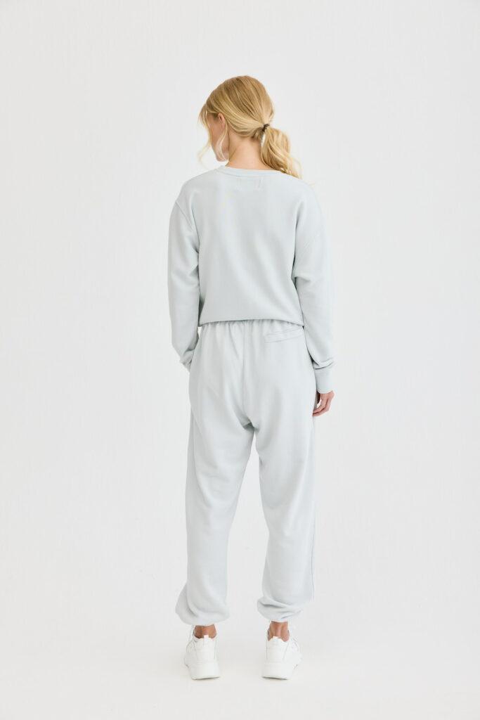 CPH Sweatpants 1 org. cotton light grey - alternative 1