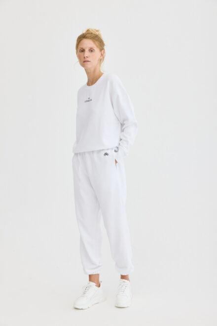 CPH Sweatpants 1 org. cotton white - alternative