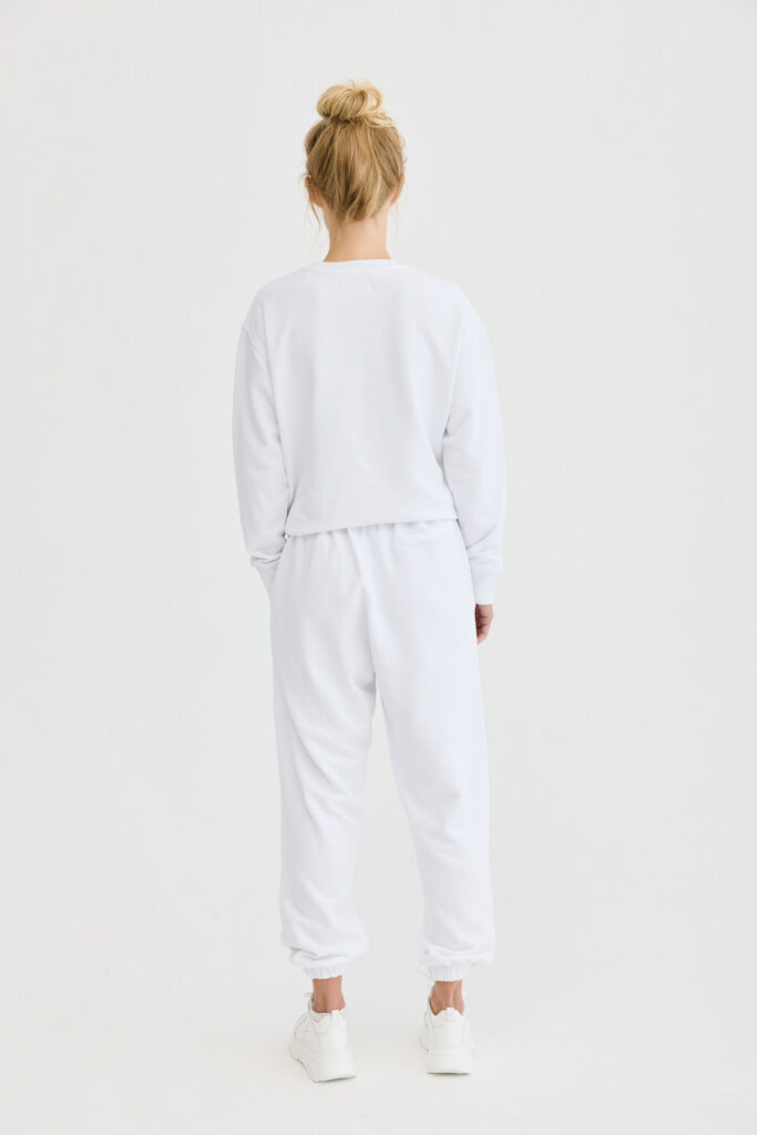 CPH Sweatpants 1 org. cotton white - alternative 2