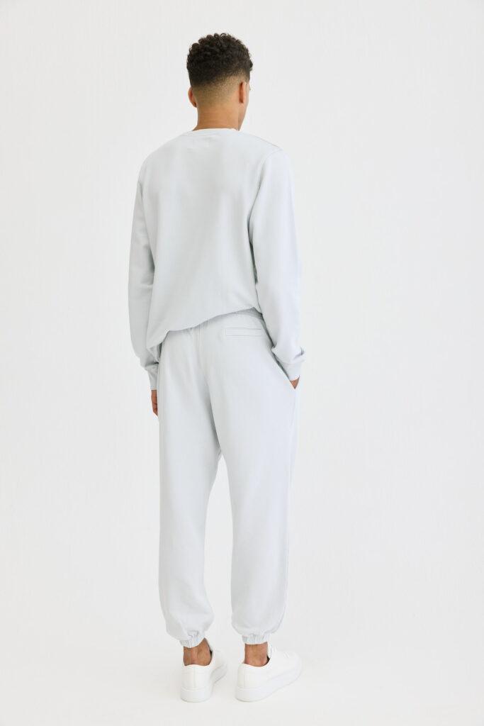 CPH Sweatpants 1M org. cotton light grey - alternative 1