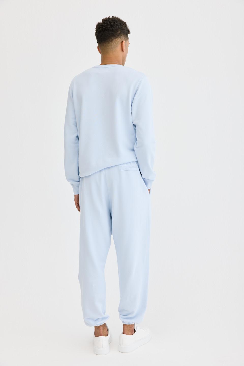 CPH Sweatpants 1M org. cotton light blue - alternative 1