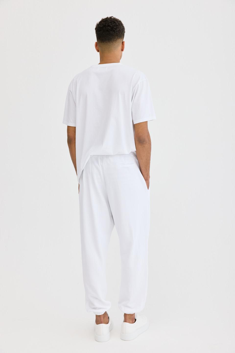 CPH Sweatpants 1M org. cotton white - alternative 1