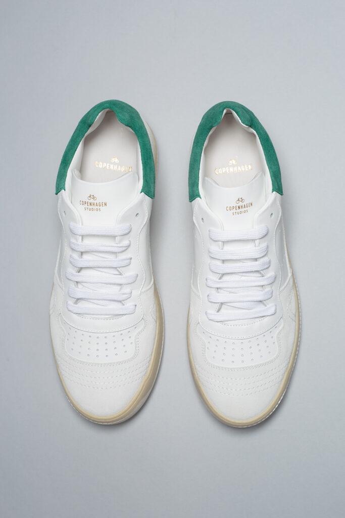 CPH350M calf white/green - alternative 3