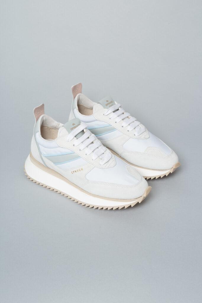 CPH460 nylon off white/light blue - alternative 1