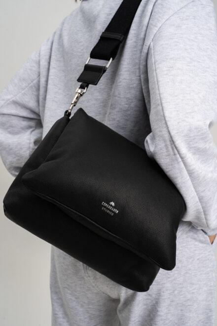 CPH BAG 011 nappa black - alternative