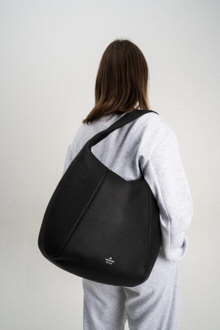 CPH BAG 012 nappa black