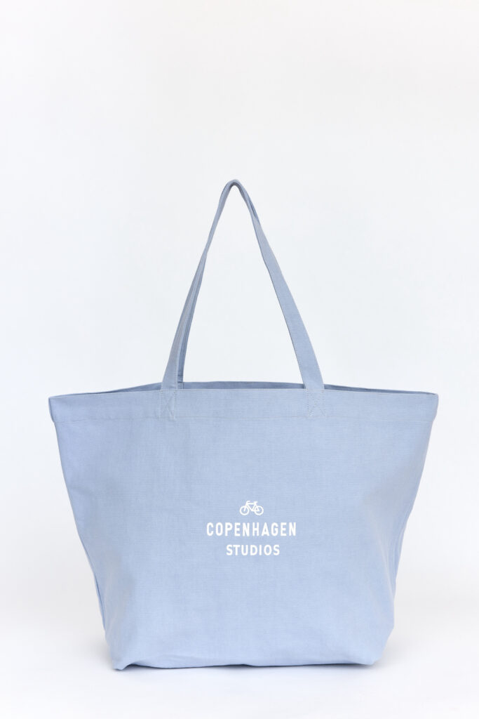 CPH BAG 015 recycle canvas blueberry