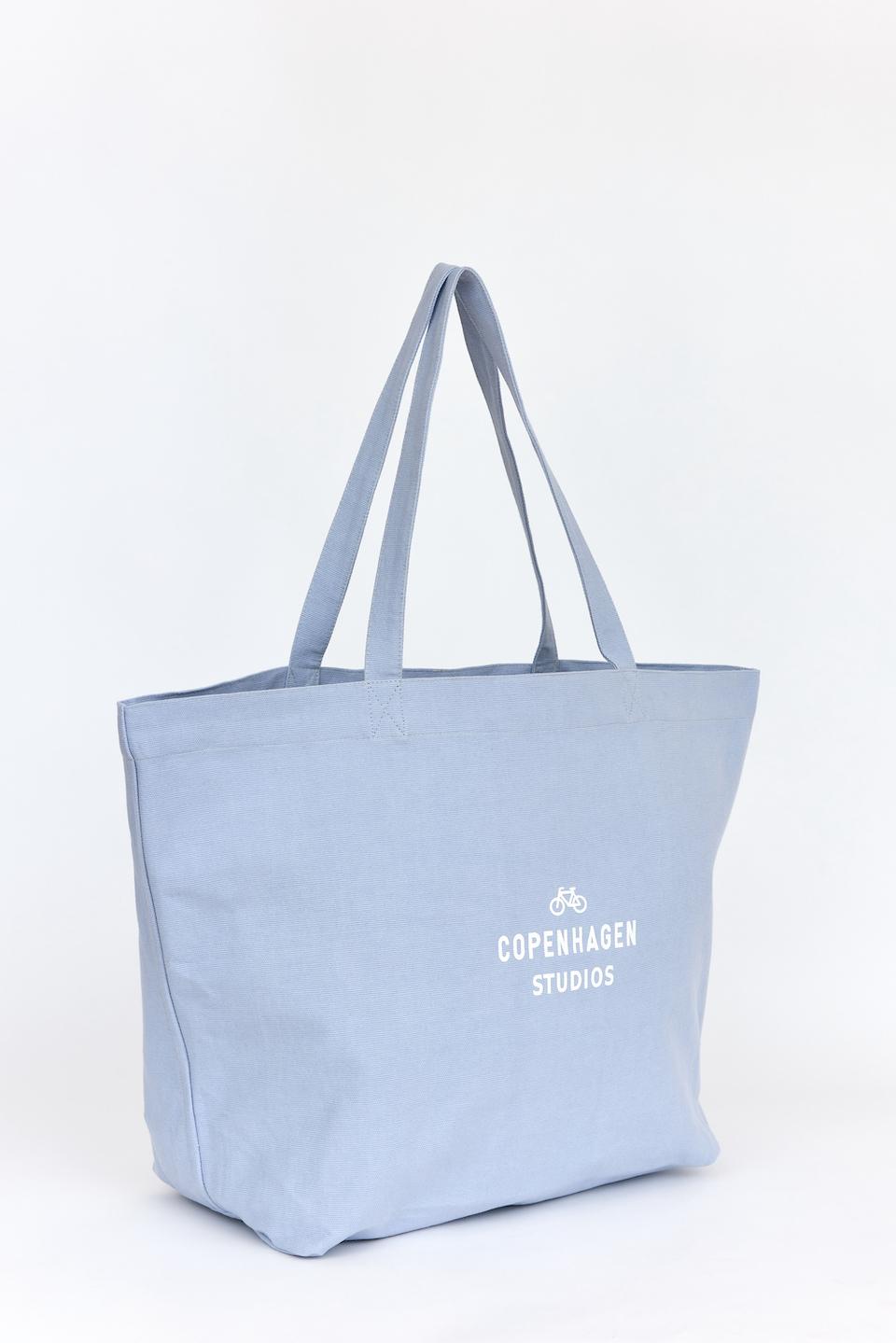 CPH BAG 015 recycle canvas blueberry - alternative 1