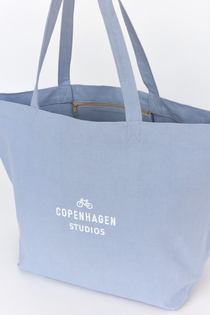 CPH BAG 015 recycle canvas blueberry - alternative 4