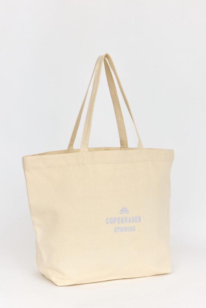 CPH BAG 015 recycle canvas butter - alternative 1
