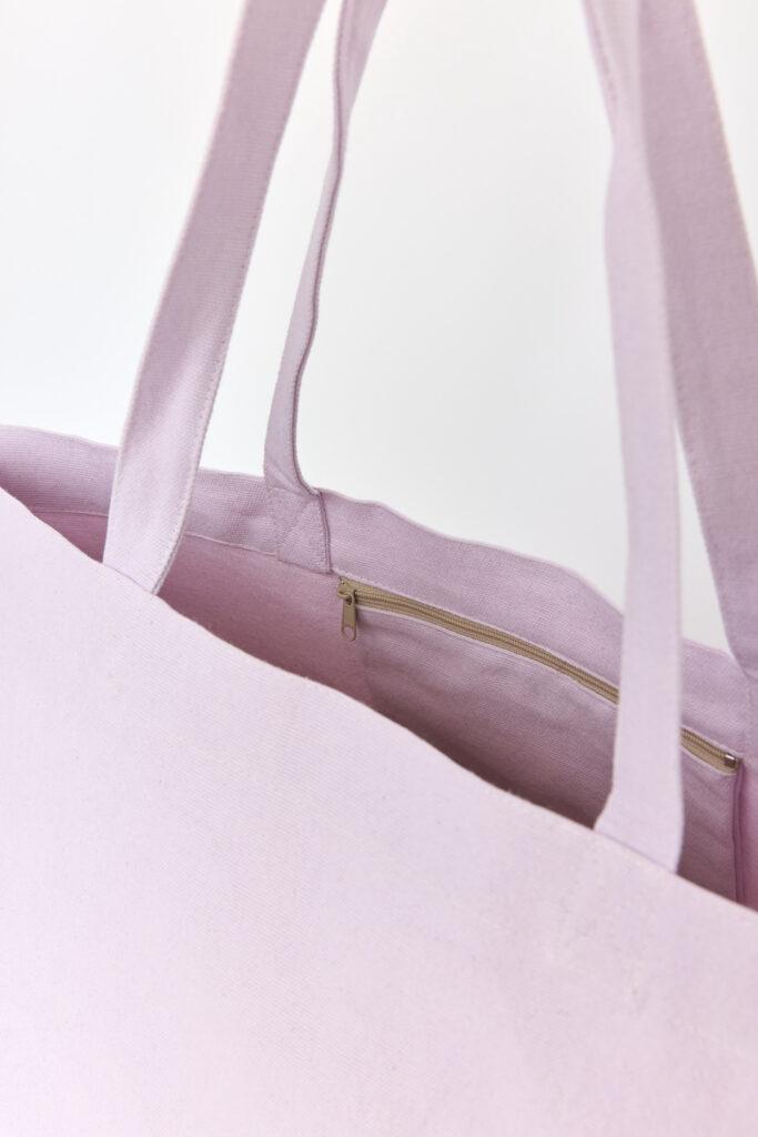 CPH BAG 015 recycle canvas rose - alternative 3