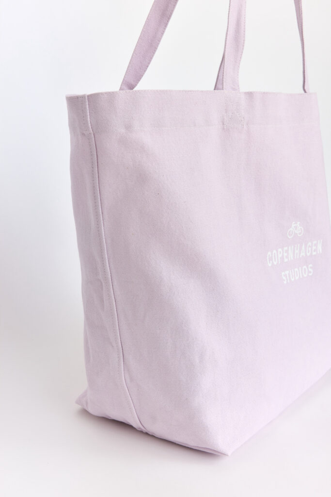 CPH BAG 015 recycle canvas rose - alternative 4